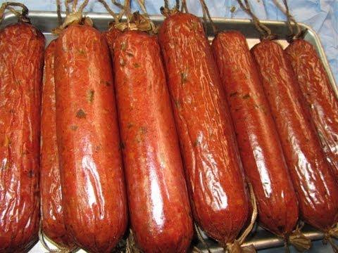 Smoked Jalapeno & Cheese Venison Salami