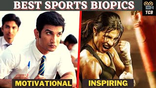Top 10 Sports Biographies Of Bollywood || Top 10 Sports Movies in Hindi || Best Sports Films Ever