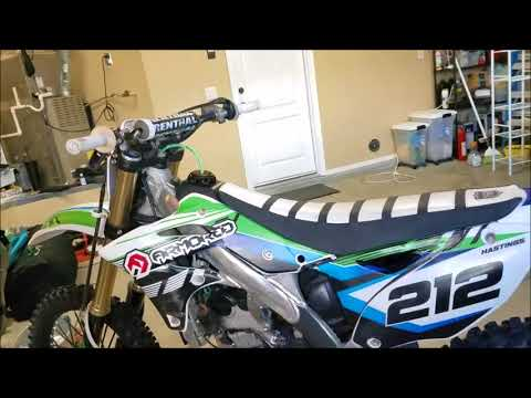 Buying a Used Dirt Bike - What to Look For