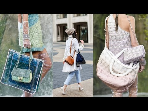Two Bags / Double Bags Trend of ss18