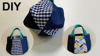 Как сделать гексагональную сумку
