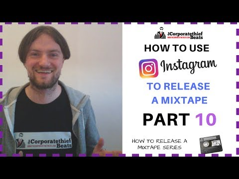 Using Instagram For Music Promotion and  Building A New Fanbase On Instagram