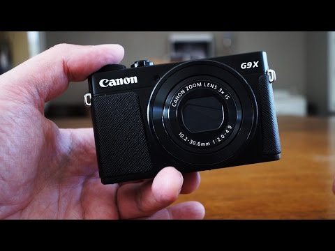 CANON POWERSHOT G9 X REVIEW :: WORTH THE MONEY?