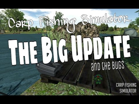 Carp Fishing Simulator - The Big Update (with bugs :(( )- Other Games - Full HD android gameplay