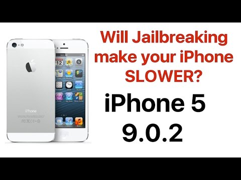 Will Jailbreaking your iPhone make it slower?