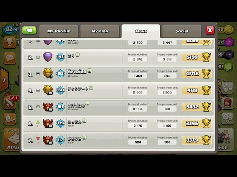 HOW TO GET HIGH LEVEL PLAYERS IN YOUR CLAN IN COC 2016 [LATEST TRICK]!!!