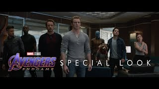 Download Marvel Studios' Avengers: Endgame | Special Look Video