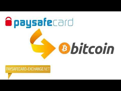 Exchange Paysafecard to Bitcoin paysafecard-exchange.net