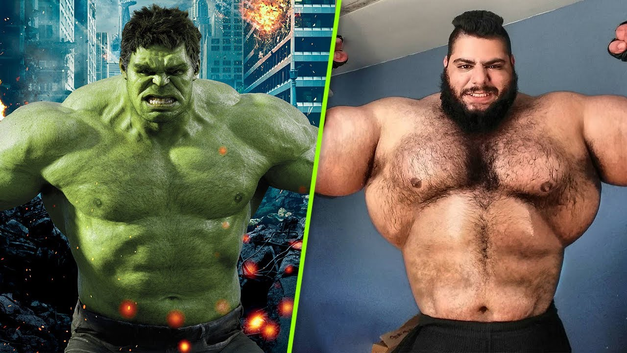 10 People Who Look Like Doubles of Marvel Characters