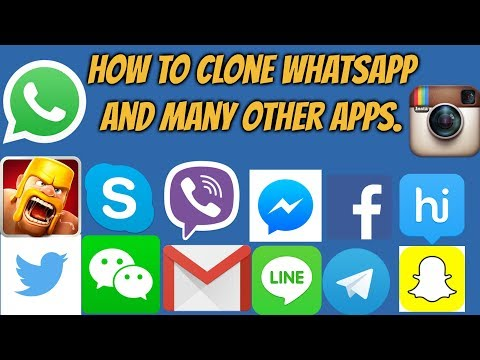 How to Use Two Whatsapp in One Phone | without root | it's easy