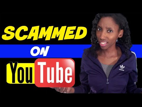 BEWARE of this YouTube Scam!