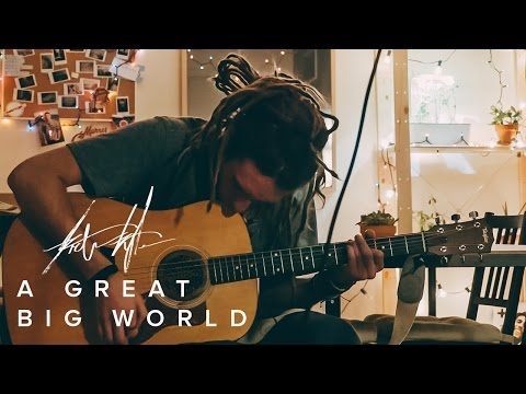 Say Something - A Great Big World (Cover) | TRIBETYLER