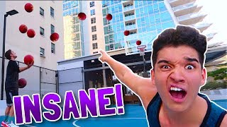 CRAZY $2,000 BASKETBALL TRICK SHOTS!