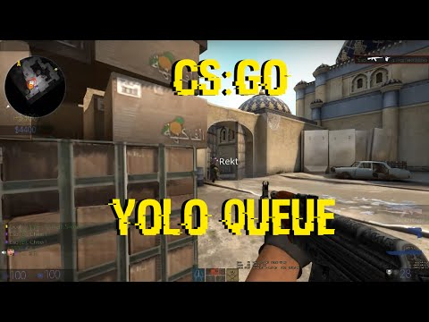 Ties Are The Worst!! | CS:GO Competitive #1 |