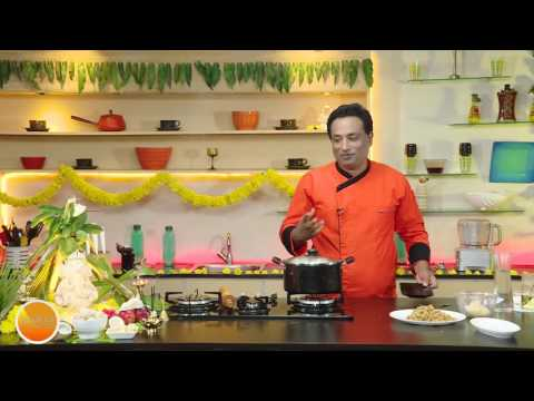 Modak For Ganesh Chaturthi - Fried Modak Recipe - Steamed Modak Recipe