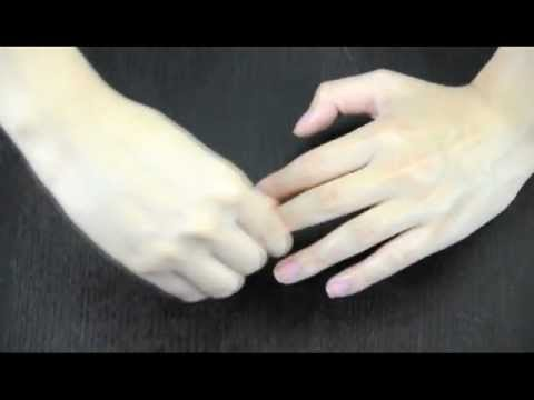 Hand Exercises for Beautiful, Young-looking Hands