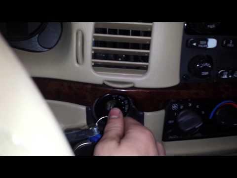 Impala Starting With Suabru Key