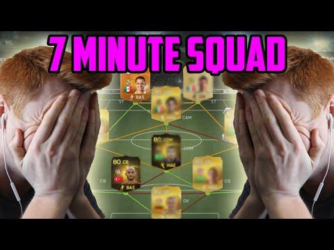 FIFA 15 - INSANE MOTM 7 MINUTE HYBRID SQUAD!!! | 2 GINGERS 1 VIDEO???