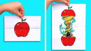 ART TECHNIQUES to help you create a real masterpieces    Drawing hacks, painting ideas
