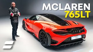 NEW McLaren 765LT: Interior & Exterior Preview plus Exhaust Sound