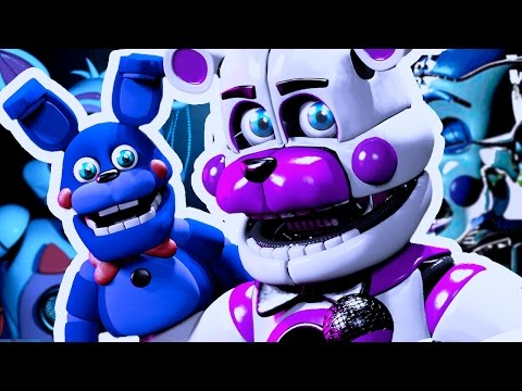 FIVE NIGHTS AT FREDDY'S: SISTER LOCATION - THE SCARIEST GAME EVER #1