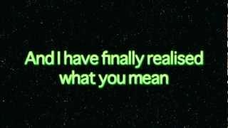 Muse - Madness - Lyrics
