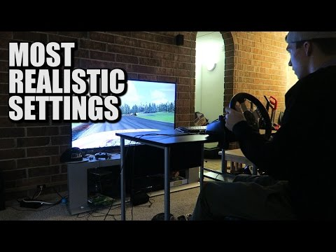 BEST G27 ASSETTO CORSA SETTINGS