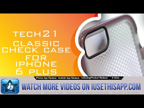 Tech21 Classic Check Case for iPhone 6 Plus - iPhone Case Review