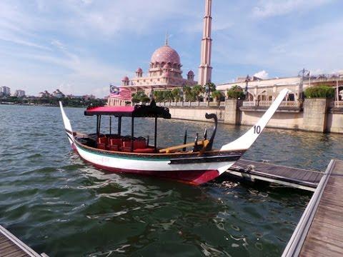 Cruise Tasik - Putrajaya Lake Tour