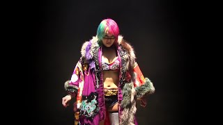 Asuka debuts at WWE TLC 2017 on Sunday, Oct. 22, on WWE Network