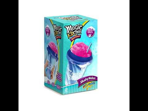 Slushy Maker - Magic Kidchen
