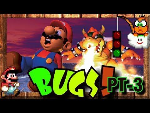 Ta na hora dos Bugs   Super mario 64 parte 3