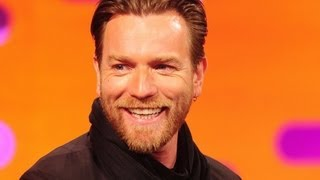 Ewan McGregor Shows Off his Fly Fishing Skills - The Graham Norton Show - S11 E1 - BBC One
