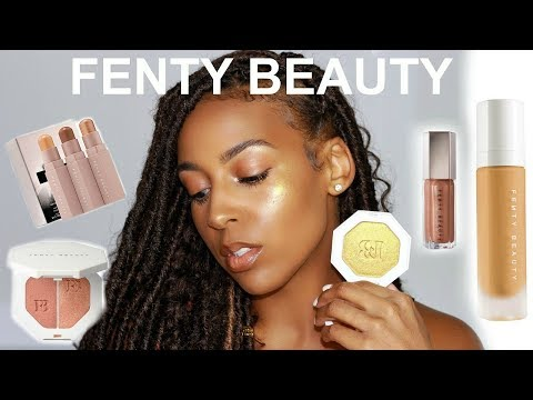 FENTY BEAUTY | IS IT WORTH YOUR COINS?!