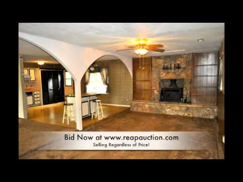 426 Lewis Udall KS Home for Sale Regardless of Price at Auction June 16 6pm