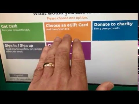 USE COINSTAR WITHOUT LOSING MONEY!! HOW TO TURN IN COINS WITHOUT PAYING A FEE!!!