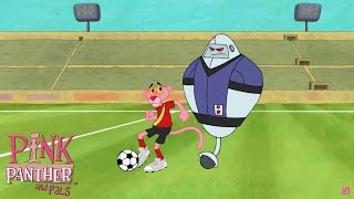 Pink on the Pitch | Pink Panther and Pals