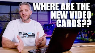NVIDIA not launching new cards any time soon??