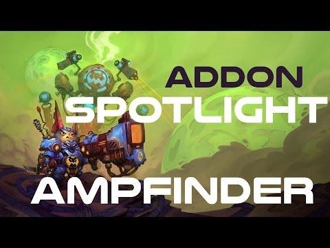 Wildstar Addon Spotlight Ampfinder - Makes Finding Amps Easy!