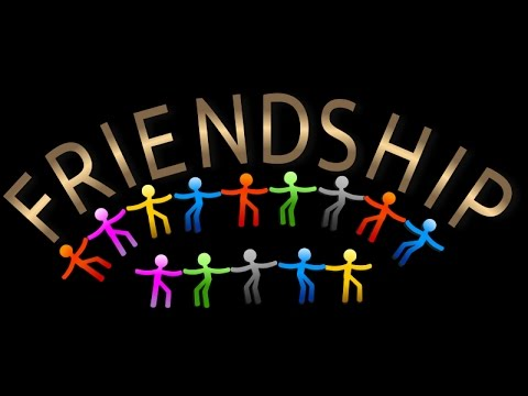 Science of FRIENDSHIP: Why and how do we make FRIENDS