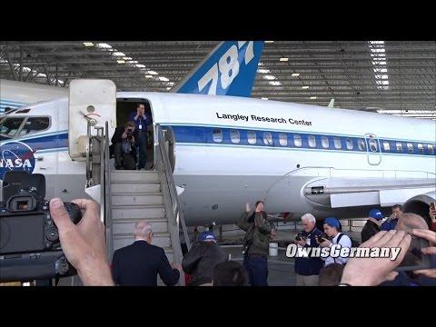 1st Boeing 737 Prototype's 50th Birthday Anniversary at Museum of Flight