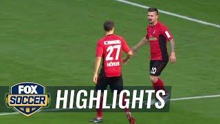 Jerome Gondorf scores fastest goal of the season vs. VfB Stuttgart | 2018 Bundesliga Highlights