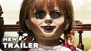 Annabelle 2 Creation 8 Terrifying Film Clips 2017 Horror Movie