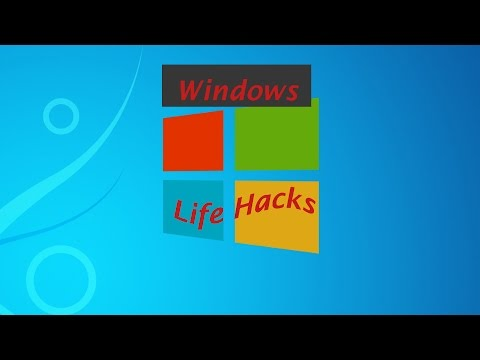 Windows Keyboard Shortcuts , life hacks
