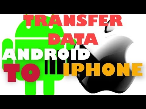 how to transfer contacts from android to iphone IN 2017 LATEST WAY (FOLLOW JUST 2 SIMPLE WAY)