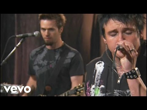 Papa Roach - Scars (AOL Sessions)