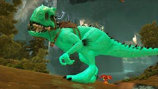 ARK: Extinction Mod #29 - Có Cảm Giác Mình Sắp Tame Được Khủng Long Bạo Chúa Prime Indominus REX ^^