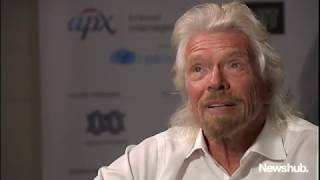 Sir Richard Branson calls Donald Trump