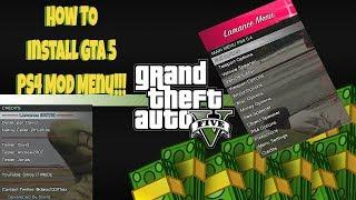 Gta 5 Modded Money Jobs Ps4 2019