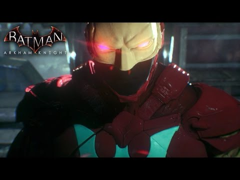 Batman Arkham Knight: Batsuit V8.05 to Iron Bat